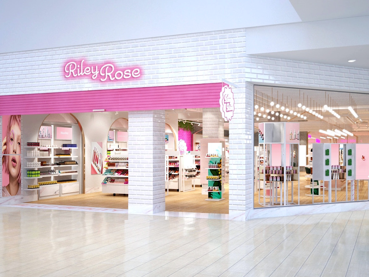 Forever 21 Spinoff Beauty Shop Brings Hot Pink Girl Heaven To Dallas