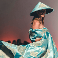 Fashion X Houston, Mysterious by NPN,Nicholas Phat Nguyen