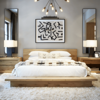 RH Austin Restoration Hardward bedroom set