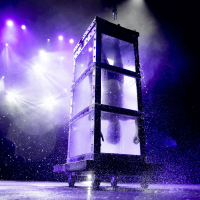 The Illusionists Andrew Basso The Escapologist water tank trick