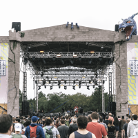Sound on Sound Fest 2016 Dragon's Lair Stage