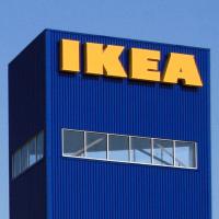 IKEA Houston tower sign