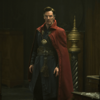 Benedict Cumberbatch in Doctor Strange