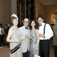 Laurie Alkidas, Alex Alkidas, Christy Jacoby, Brian Jacoby
