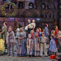 Cast of Dallas Theater Center's A Christmas Carol