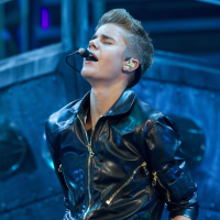 Justin Bieber, The Believe Tour, concert, October 2012
