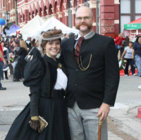 40th Annual Dickens on the Strand