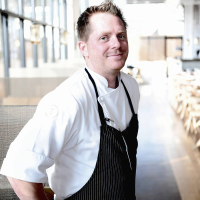 chef Ryan Hildebrand in Triniti