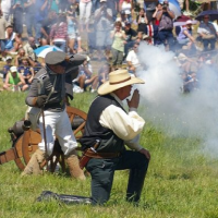 2014 San Jacinto Day Festival and Battle Reenactment