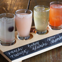 Salty Sow Cocktail Flight