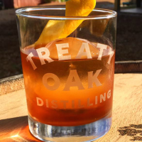 Treaty Oak Brewing & Distilling Company Ranch whiskey cocktail drink