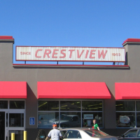 Crestview Minimax IGA grocery store North Austin