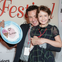 Risotto Festival Rocco DiSpirito with Scarlett