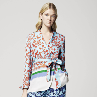 Escada resort look 22 at Elizabeth Anthony September 2015