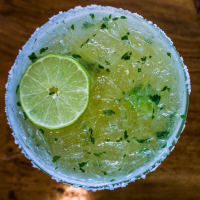 The Frutería cocktail