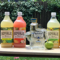 Republic Spirits Blends Mixers
