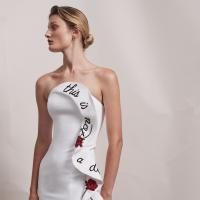 Elizabeth Kennedy spring 2018 look 26 surrealist