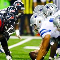 Houston, Texans vs Dallas Cowboys, August 2017