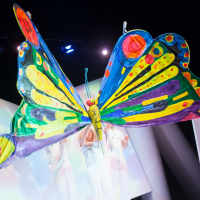 Dallas Children's Theater presents The Very Hungry Caterpillar Show