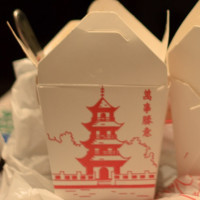 News_Chinese food for Christmas_Chinese to-go boxes_holiday lights