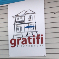 Gratifi Restaurant Impossible Exterior