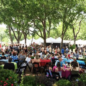 2016 Cottonwood Art Festival Event Culturemap Dallas