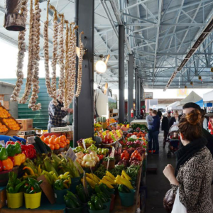 Dallas farmers market continues to grow with 5 new for Fish market fort worth