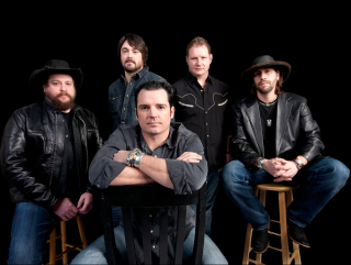 Reckless Kelly band picture