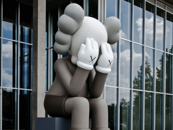 KAWS, Companion (Passing Through)