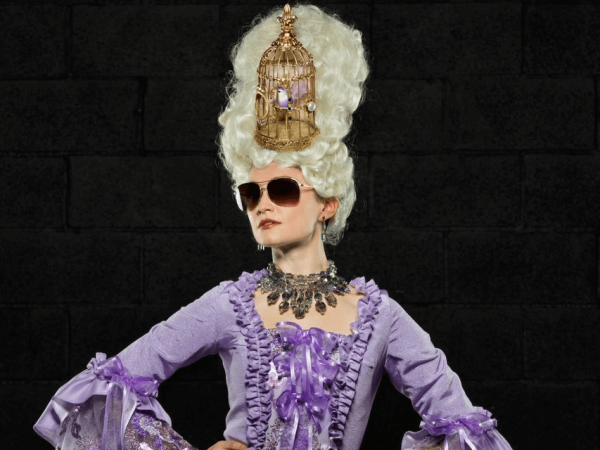 Stages Repertory Theatre presents Marie Antoinette