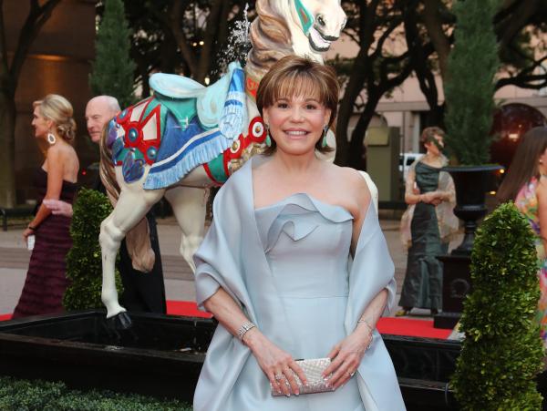 Houston, Opera Ball Gowns, April 2016, Hallie Vanderhider in Carolina Herrera