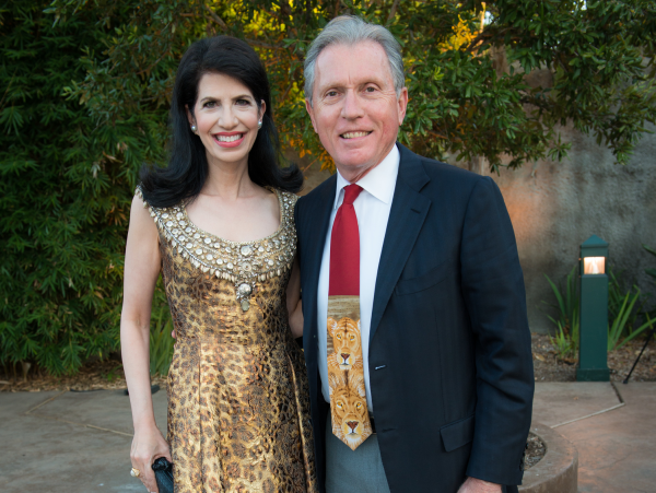 Houston Zoo Conservation Gala 2015