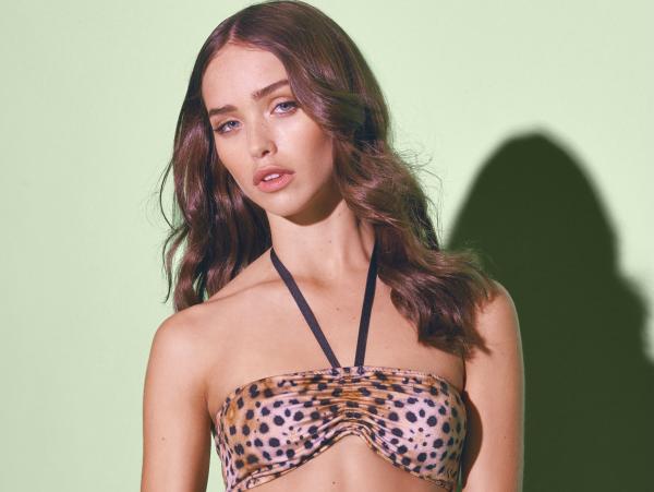Malia Mills Leopard bikini at Nordstrom