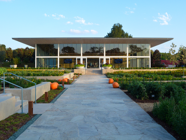 A Tasteful Place at Dallas Arboretum and Botanical Garden