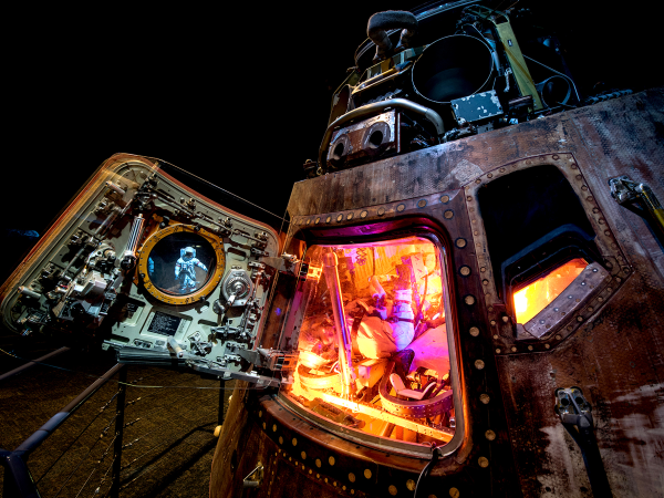 Houston, NASA, Destination Moon, Apollo 17 shuttle