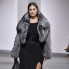 Clifford Pugh: Michael Kors features his first plus-size model in New York Fashion Week show