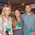 Melissa Dobrowski: Young professionals party on the patio at Women of Wardrobe's Spring Fling