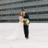 Nicole Jordan: Rain can't ruin this couple's rustic downtown Dallas wedding