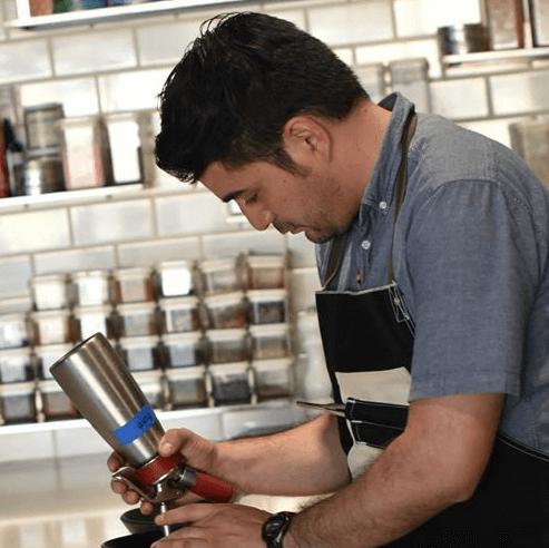 Chef Jorge Hernandez