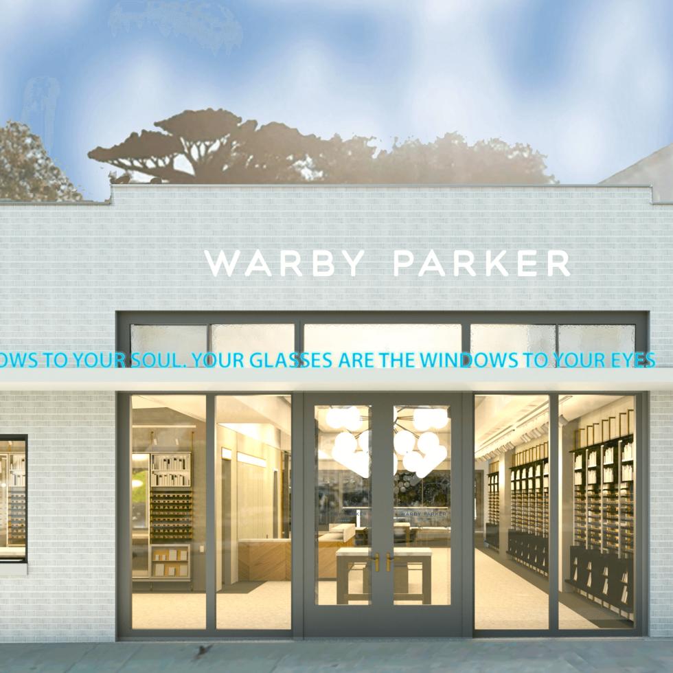 Warby Parker Austin South Congress exterior
