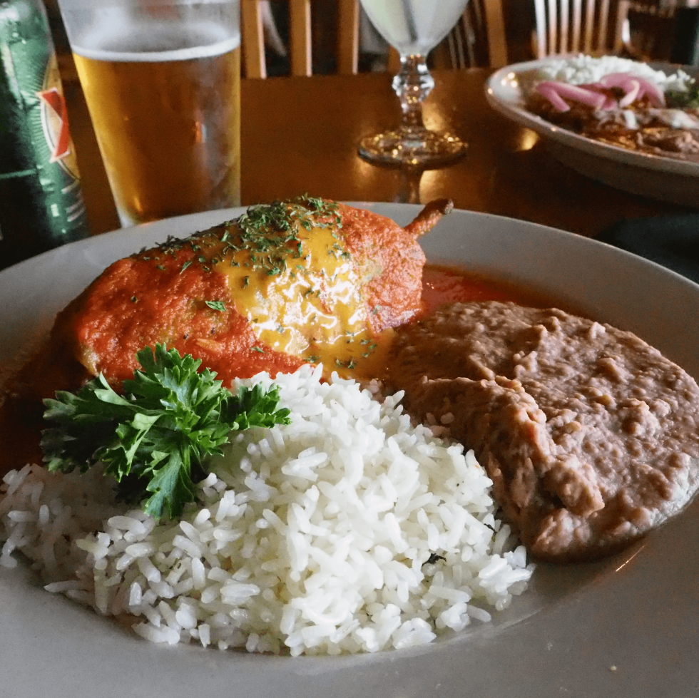 Las Palomas Austin restaurant Westlake Mexican Tex-Mex food
