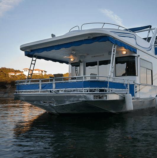 Lake Travis House Boat Rentals & Event Planning Dream Catcher