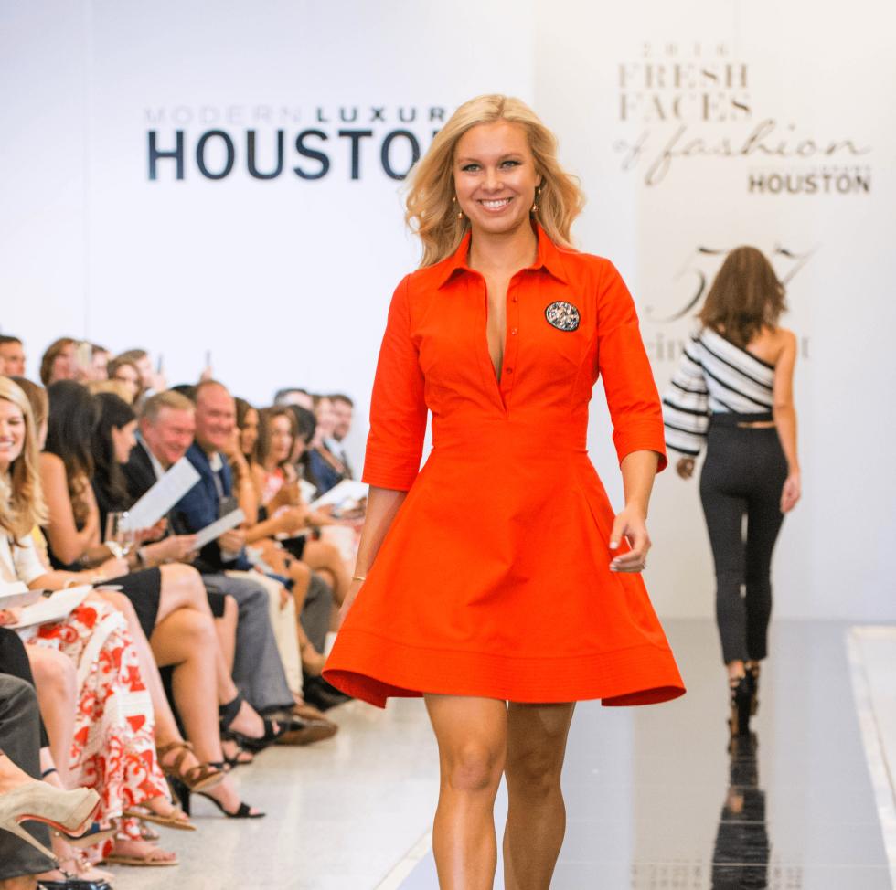 Fresh Faces of Fashion 8/16, Audrey White