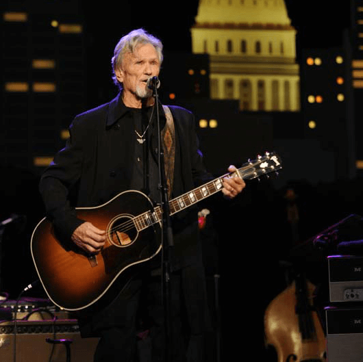 Austin City Limits Hall of Fame induction 2016 Kris Kristofferson