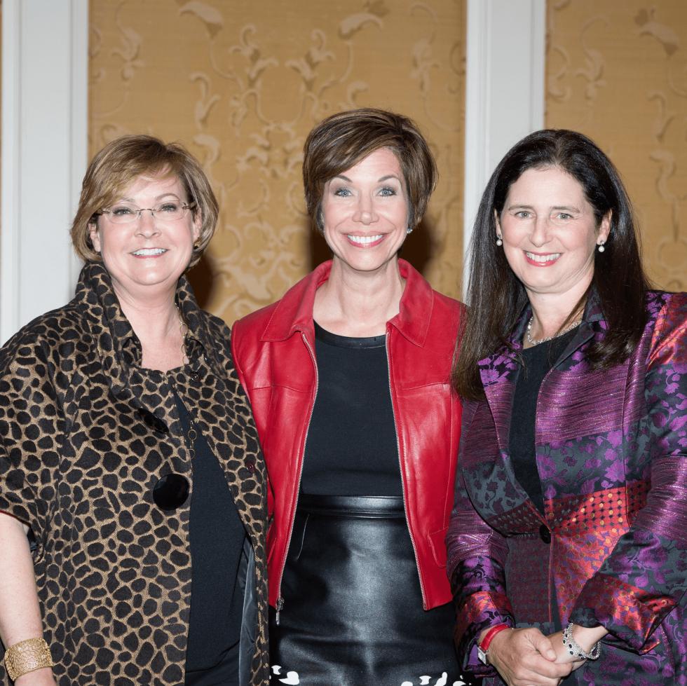 Catherine Christopherson, Roseann Rogers, Roni Atnipp
