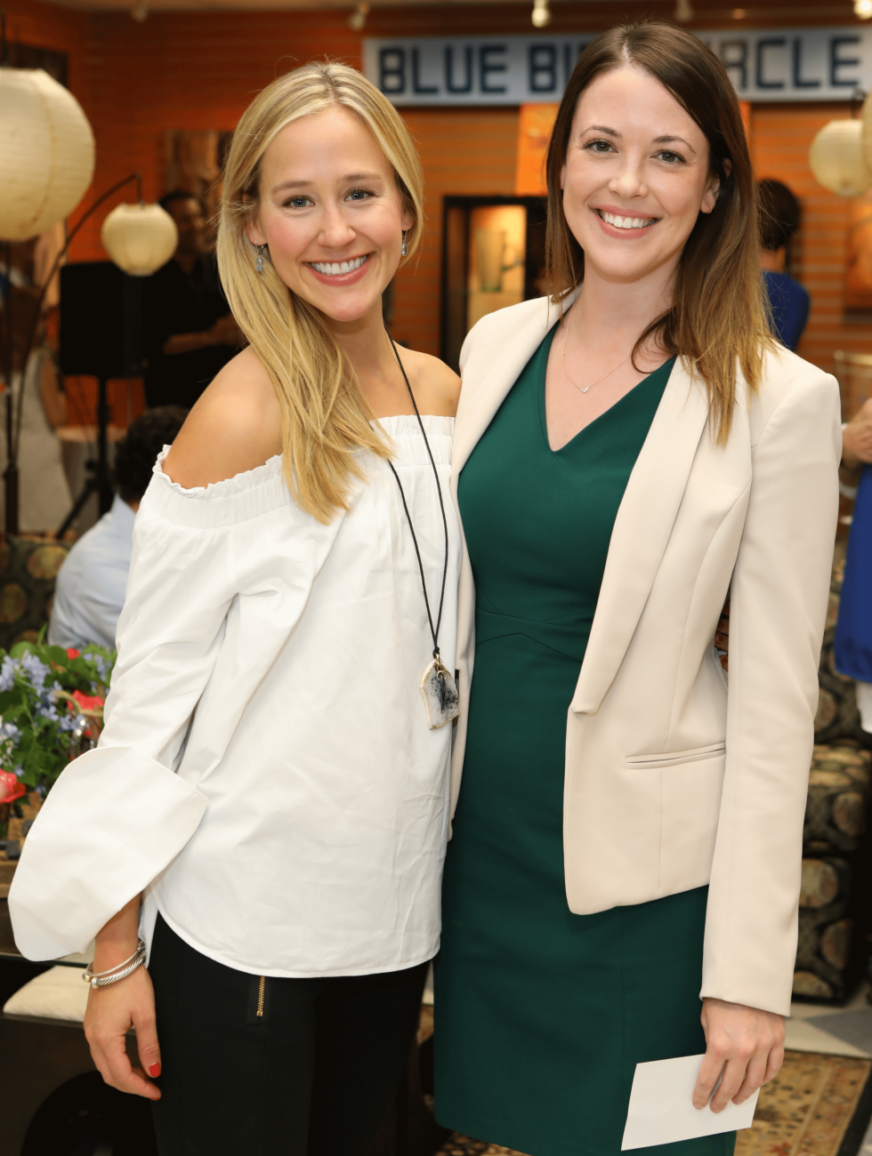 Houston, Blue Bird Circle Young Professional Partnership, Oct 2016, Emily Northcutt, Haley Urquhart