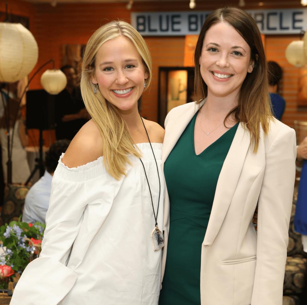 Houston, Blue Bird Circle Young Professional Partnership, Oct 2016, Emily Northcutt, Haley Urquhart