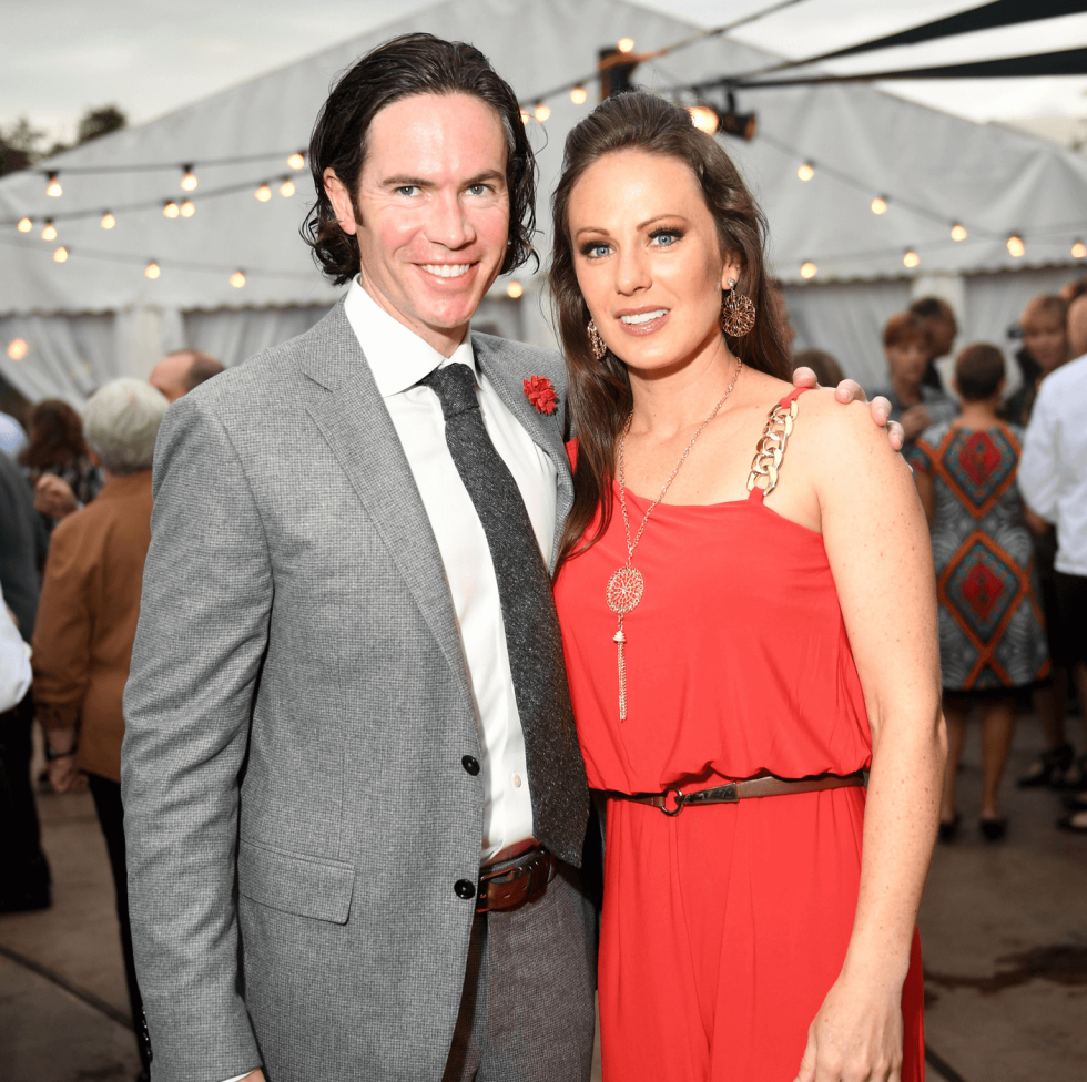 Houston, Zoo Ball, Oct. 2016, Sean McNicholas, Audra McNicholas
