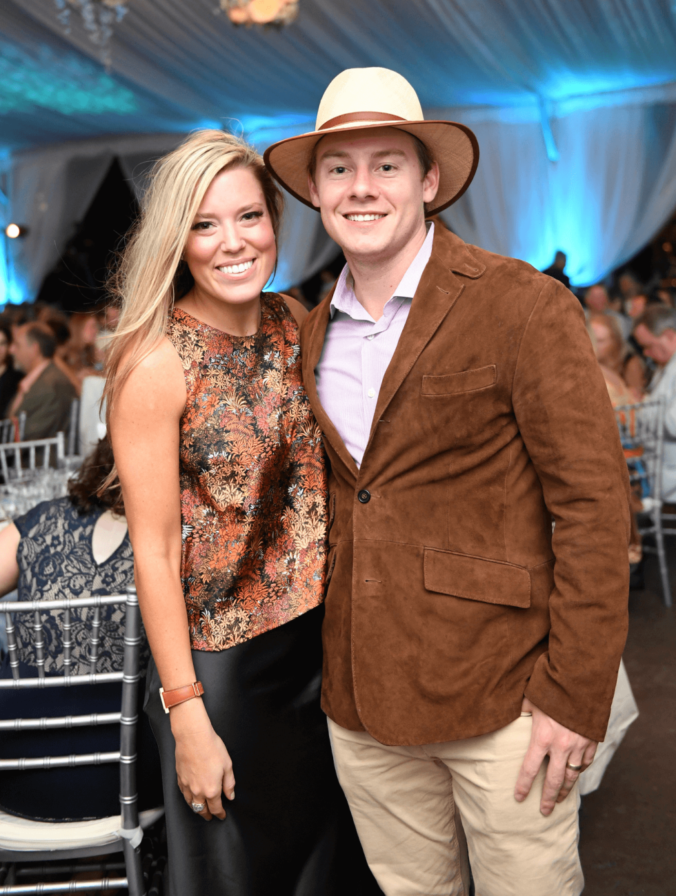 Houston, Zoo Ball, Oct. 2016, Holly Alvis, Austin Alvis