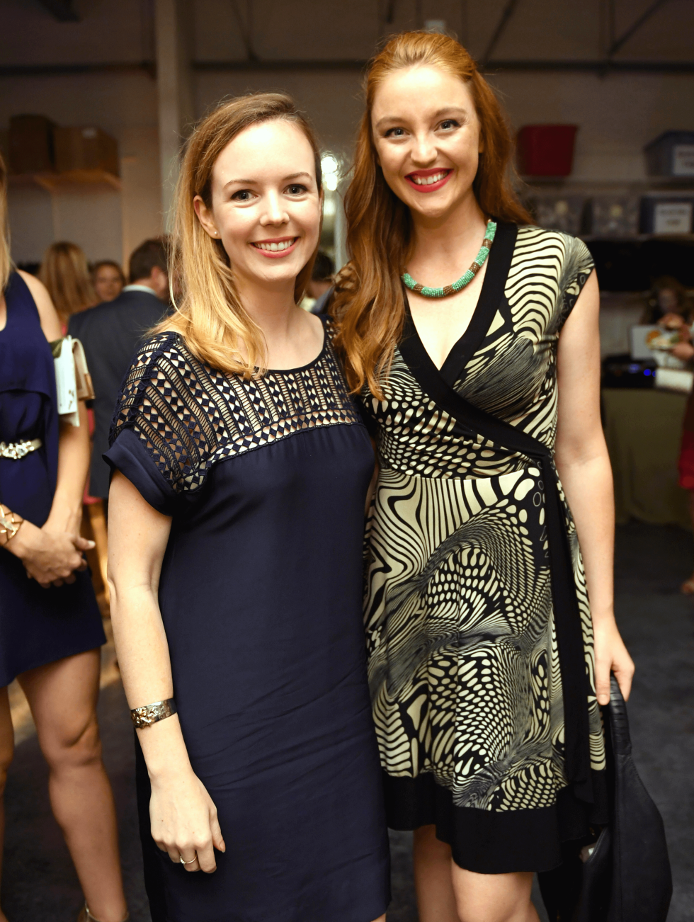 Houston, Dress for Success Cuisine for a Cause, Oct. 2016, Cynthia Miller, Paige Gallaspy